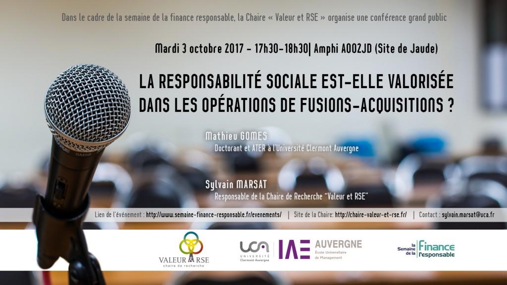 Conférence 3 octobre 2017